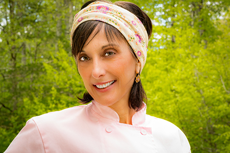 Cathy Vogt, a Natural Chef, Certified Health Counselor & Professional Whole Foods Chef