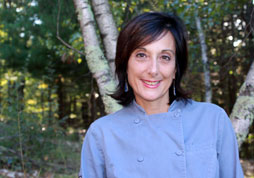 Cathy Vogt - board certified Health Counselor and professional whole foods chef.