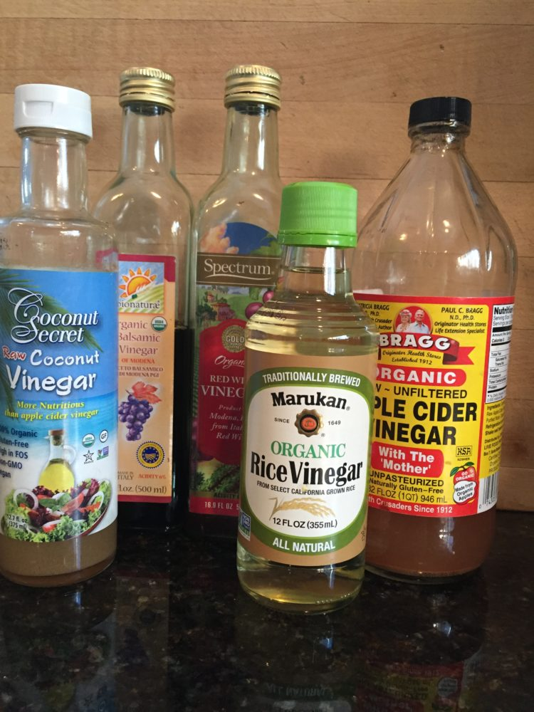 Pantry Essentials- Vinegars